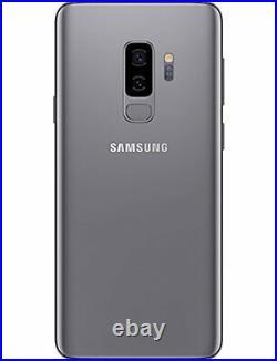 Samsung Galaxy S9 Plus SM-G965U 64GB Factory Unlocked Android Smartphone