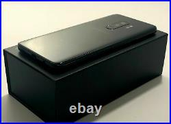 Samsung Galaxy S9+ Plus Sm-g965u Black 64gb Unlocked Verizon Free Fedex 2 Day