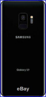 Samsung Galaxy S9 Unlocked T-Mobile, Verizon, AT&T- Black, 64GB, GSM / CDMA