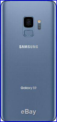 Samsung Galaxy S9 Unlocked T-Mobile, Verizon, AT&T- Blue, 64GB, GSM / CDMA