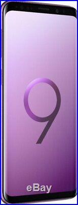 Samsung Galaxy S9 Unlocked T-Mobile, Verizon, AT&T- Purple, 64GB, GSM / CDMA