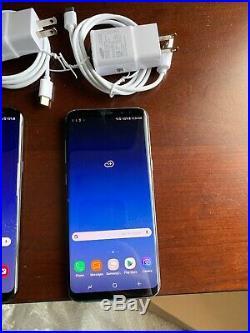 Samsung Galaxy s8 plus Lot Of 3 #3