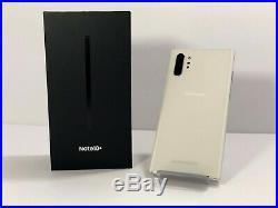 Samsung Note 10 Plus N975u 256gb Aura Black At&t Gsm Unlocked Free 2 Day Fed Ex
