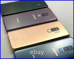 Samsung S9+ Plus Sm-g965u 64gb Purple Unlocked Verizon At&t T-mobile Sprint