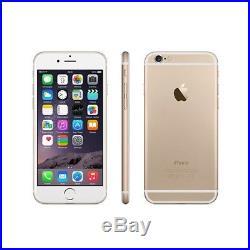 Smartphone apple iphone 6 64gb gold gold neu