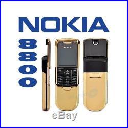 Telefon handy nokia 8800 gold videokamera bluetooth mit garantie