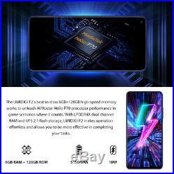 UMIDIGI F2 Android 10 ohne Vertrag 6.53 FHD+ 6GB 128GB 5150mAh NFC Handy Global