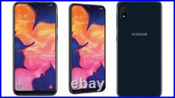 UNLOCKED Samsung Galaxy A10e A102U 32GB Black Smartphone Tmobile At&t
