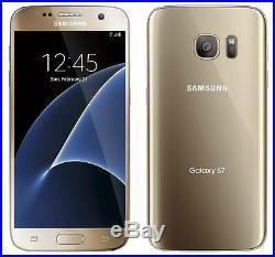UNLOCKED Samsung Galaxy S7 32GB Fido Bell Rogers Telus Koodo Chatr Mobilicity