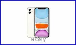 Unlocked Apple iPhone 11 64GB 128GB 256GB Verizon T-Mobile AT&T Smartphone