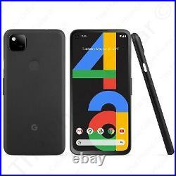 Unlocked Google Pixel 4a GA02099US 5.8 FHD+ OLED 128GB RAM 4G LTE GSM GPS Black