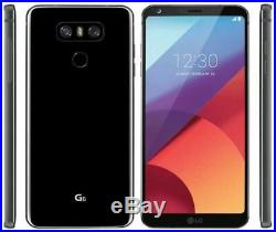 Unlocked LG G6 (Latest Model) H871 5.7 32GB 4G LTE Astro Black(AT&T) SmartPhone
