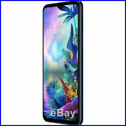 Unlocked LG G8X ThinQ LMG850UM (Latest) 128GB Black AT&T T-Mobile GSM Smartphone