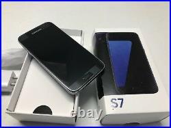 Unlocked Samsung Galaxy S7 SM-G930A 32GB Black Onyx (AT&T, T-Mobile) Phone