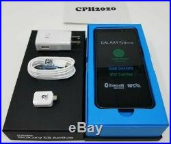 Unlocked Samsung Galaxy S8 Active SM-G892 64GB Meteor Gray (AT&T) Smartphone