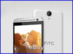 White HTC One E9+ E9 Plus 32GB Unlocked Android Smartphone GSM 3GB RAM 20MP 5.5