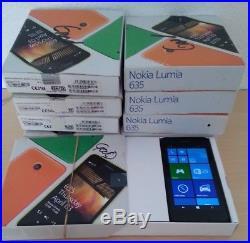 Wholesale 9 Nokia Lumia 635 RM-975 Windows Smartphones GSM QUAD WCDMA LTE