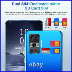 X60 Pro Plus 12G+512GB Smartphone 7.2 Full Display Unlocked Dual SIM Android 10