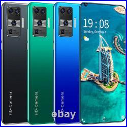 X60 Pro+ Plus 7.2 Full Display 10 Core Android 10.0 Smartphone 12GB+512GB 48MP