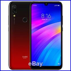 Xiaomi Redmi 7 4GB RAM 64GB ROM Mobile Phone Snapdragon 632 12MP 4000mAh Azul