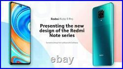 Xiaomi Redmi Note 9 Pro 128GB/6GB RAM GSM Unlocked Global Version (NEW)